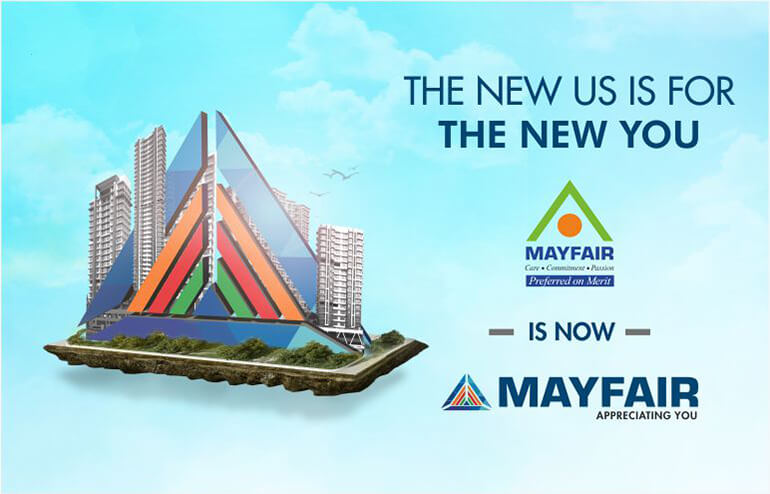Mayfair Unveils a New Logo