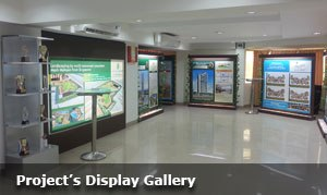 Mayfair Project's Display Gallery