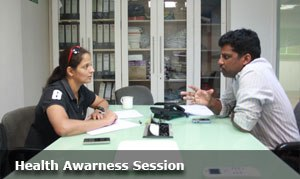 Mayfair Health Awareness Session