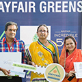 Mayfair Greens Key Handover
