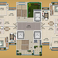 Mayfair Meridian-II Floor Plan