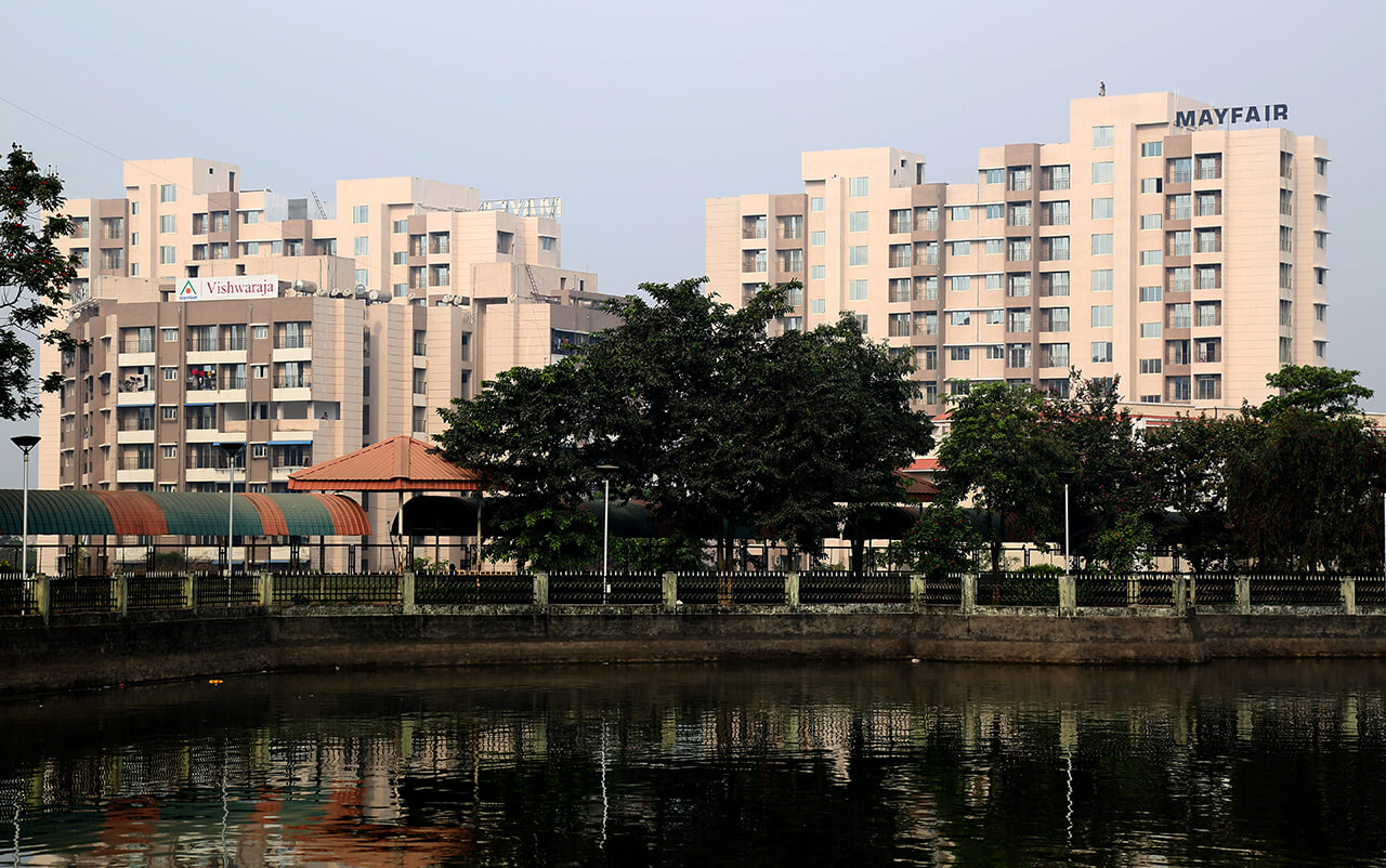 Flats in Titwala
